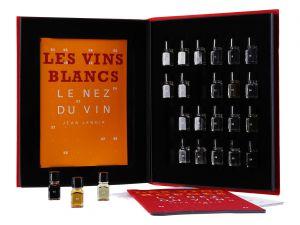 Le Nez du vin Duo (rouge et blanc)