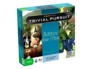 Trivial Pursuit Edition des Vins