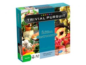 Trivial Pursuit Edition Gastronomie