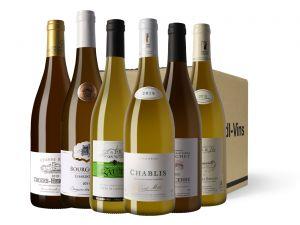 Pack découverte Vins Blancs