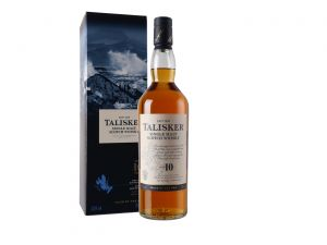 Talisker Single Malt Scotch Whisky 10 ans