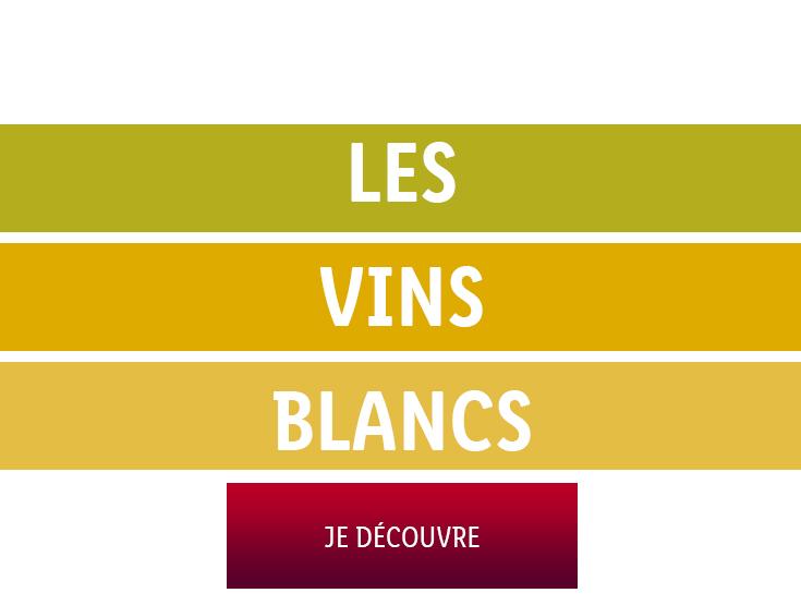 Les Vins blancs