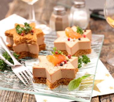 Accords mets et vins de fêtes foie gras