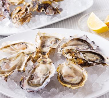 Accords mets et vins de fêtes huîtres