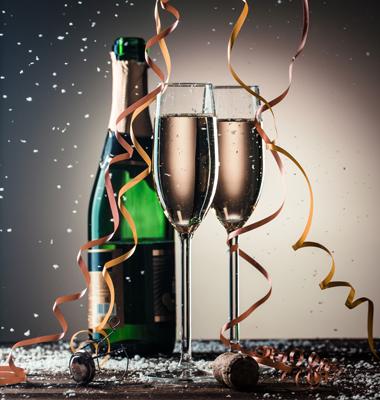 Quel champagne pour le nouvel an