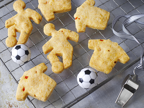 biscuits foot parmesan