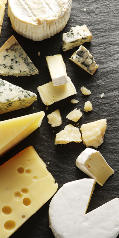 ardoise fromages français