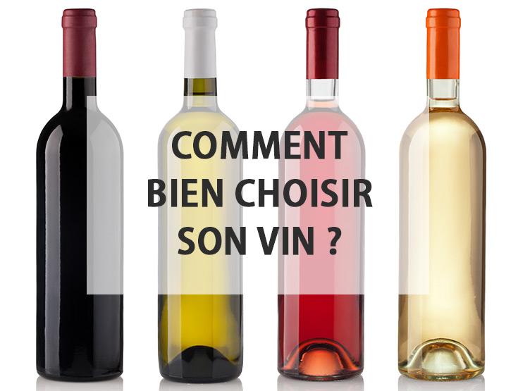 conseils pour choisir son vin