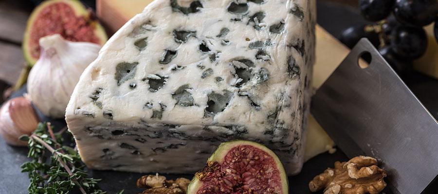fromages à pâte persillée bleus fourme d'ambert