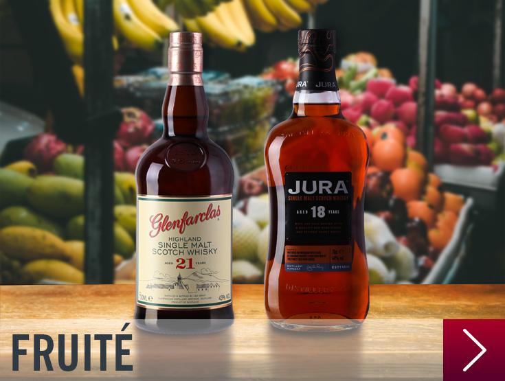 whisky fruité