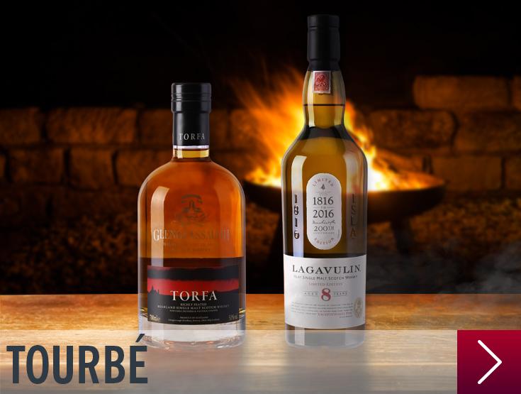 whisky tourbé