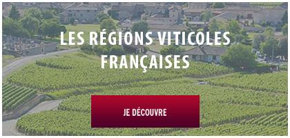 région viticoles france