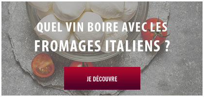 vins avec fromages italiens
