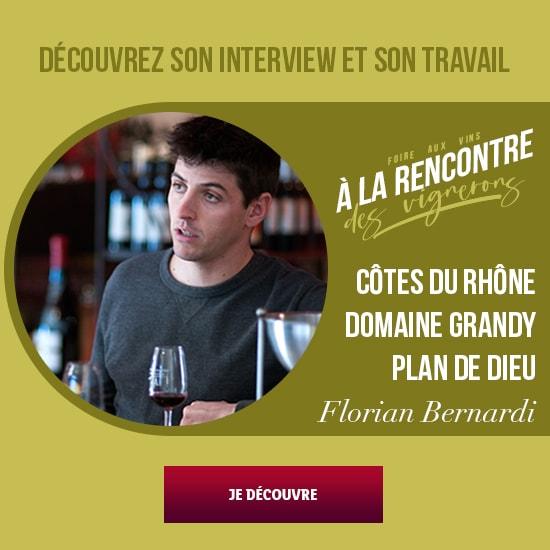 Interview Domaine Grandy