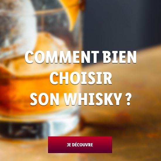 Comment bien choisir son whisky ?