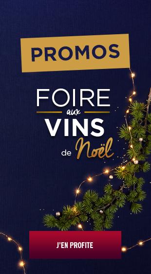 Promotions foire aux vins