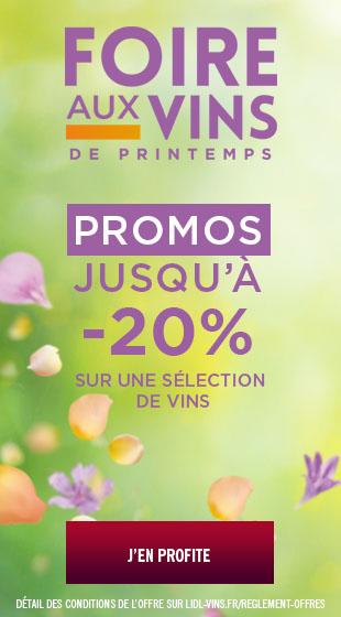 promotions vins