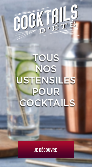 cocktails ustensiles