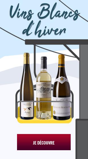 Les vins blancs d'hiver