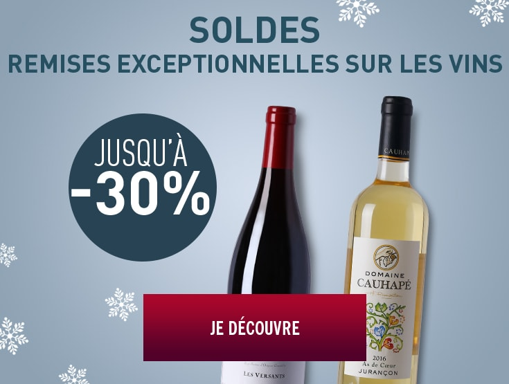 Soldes vins
