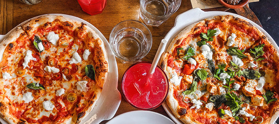 classique gastronomie italienne pizza