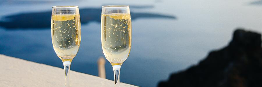 coupe champagne saint valentin