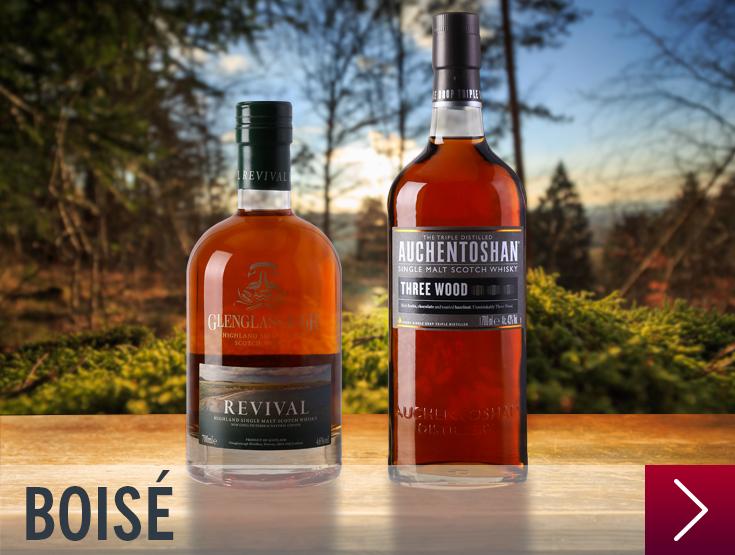 whisky boisé