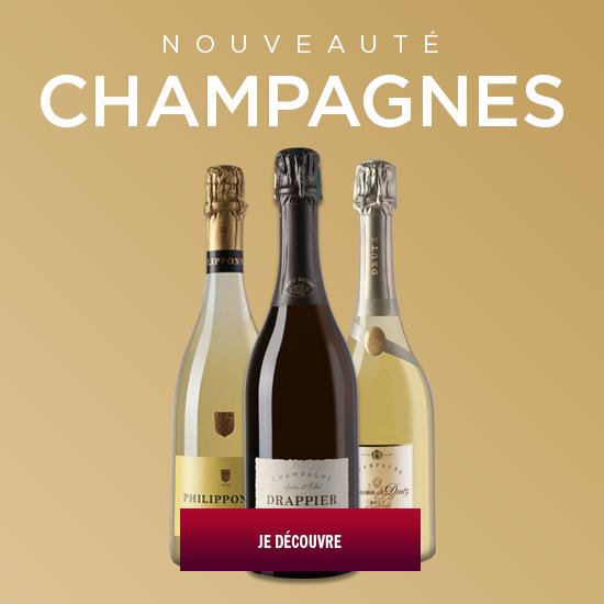 Nouveautés Champagnes