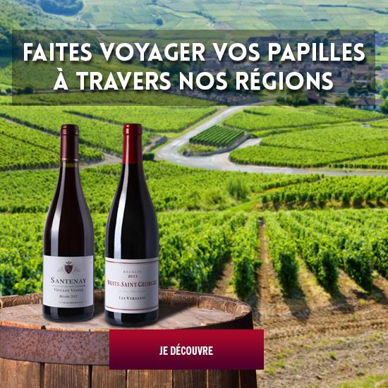 vins regions