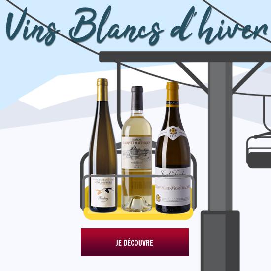 Vins blancs d'hiver